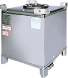 350 gallon Stainless Steel Tote