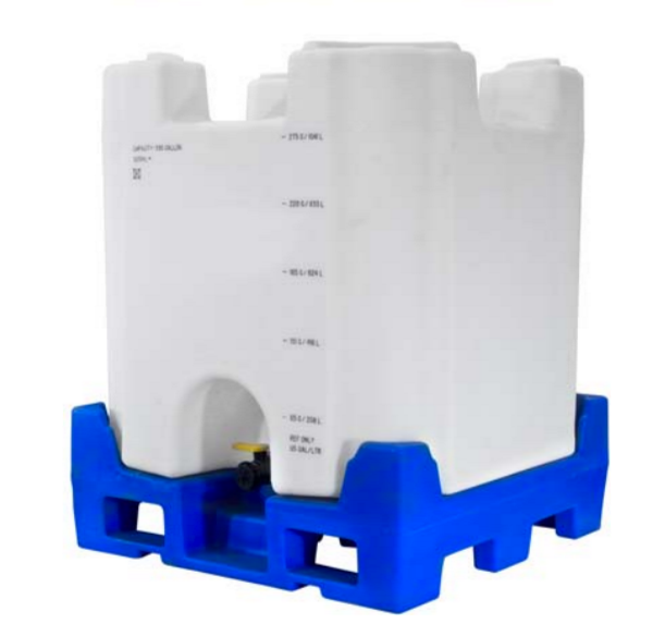 Metano Poly IBC