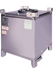 Metano Stainless Steel IBC