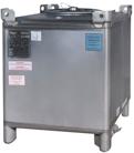 350-gal rental stainless steel tank