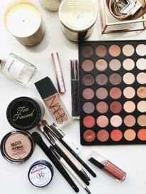 Variety of Cosmetics