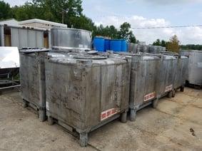 old IBC tanks